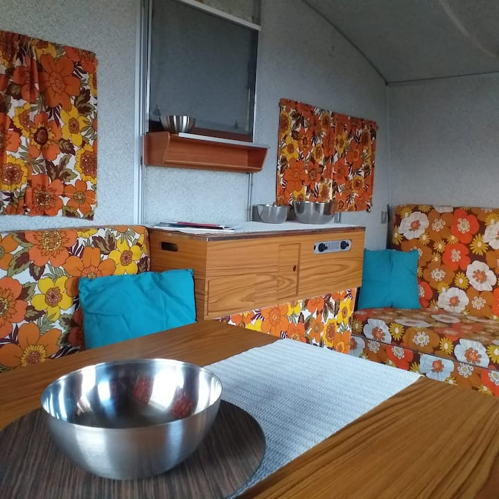 1st Unique Retro Mini Camping Geco Stay & Pleasure