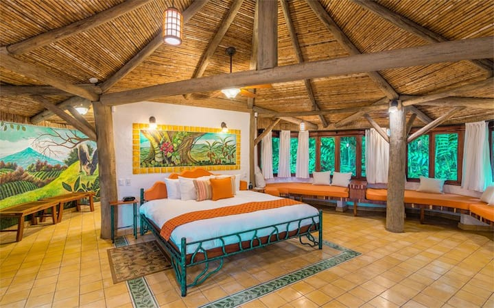 Finca Rosa Blanca Coffee Plantation Suite