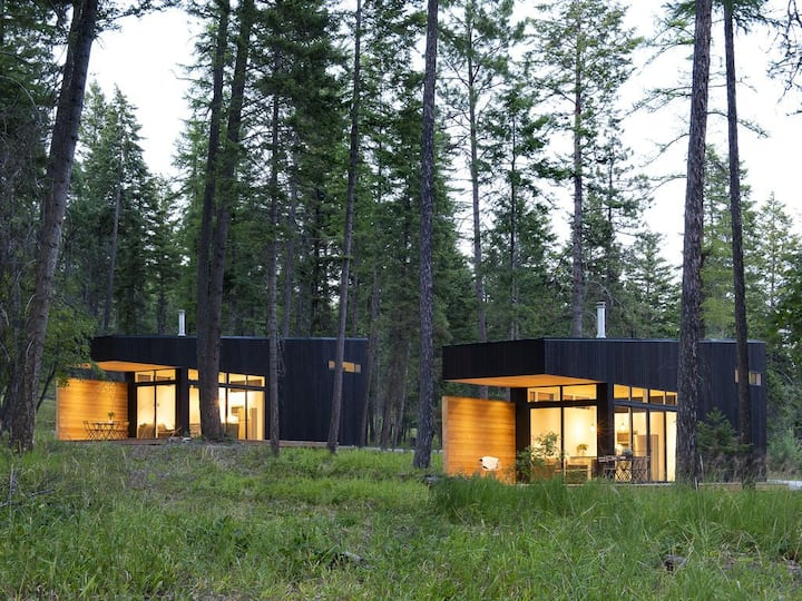 Modern Tiny House in Lakeside (The Kootenai)