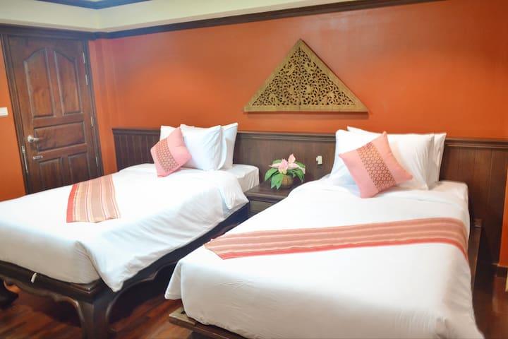 3 Bedroom Duplex Penthouse - Ko Lanta Yai - Apartament
