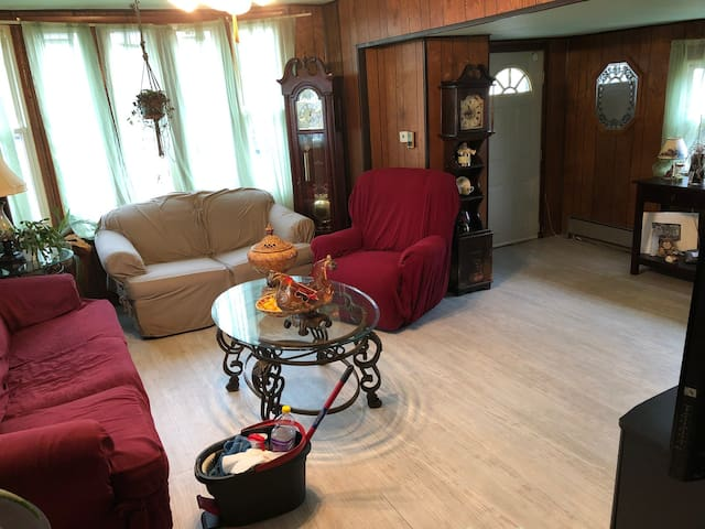 Tiny Whimsical Home + 15m from Downtown Providence