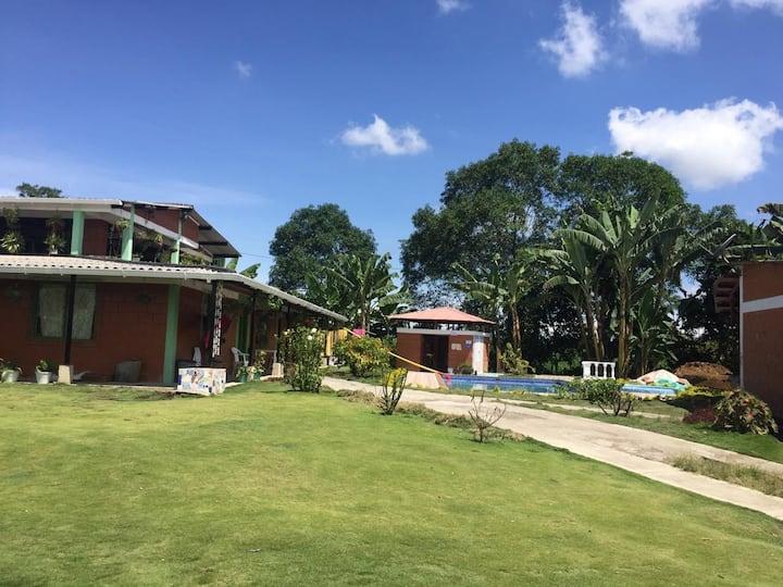 Casa Campestre Familiar Villa Rossy