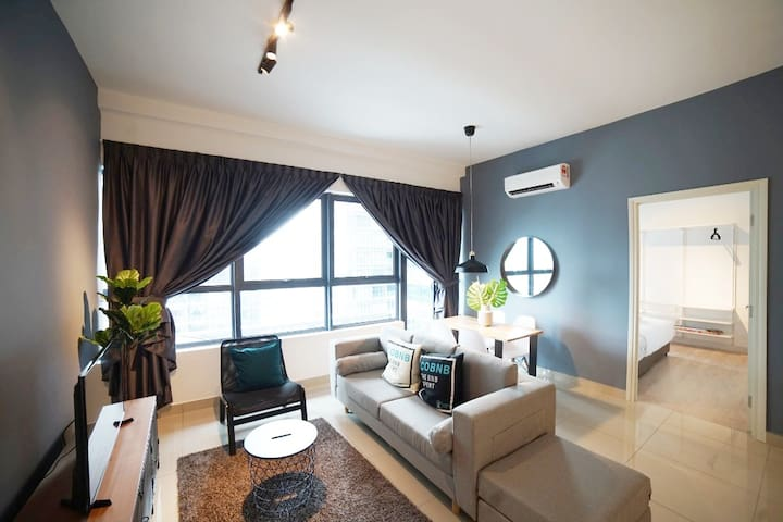 ⋆TWO Bedroom Home@Arte Plus, KL⋆ #AT111