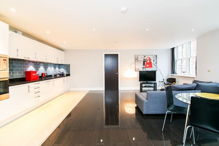 Luxury Liverpool Street Residences