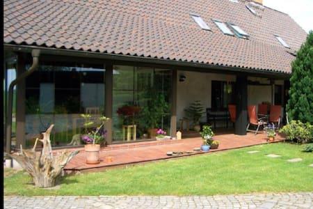 """Ferienwohnung """"Garten der Steine"""" - Nordwestuckermark"""
