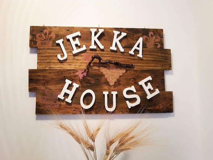 JEKKA HOUSE