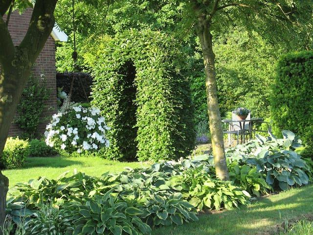 B&B en Gastenverblijf BuitenHuis in Dinxperlo - Dinxperlo - Apto. en complejo residencial