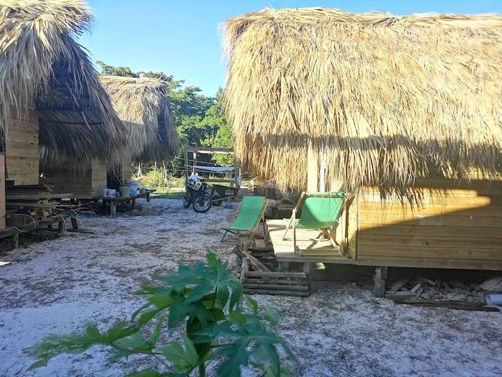Saona lodge two beds