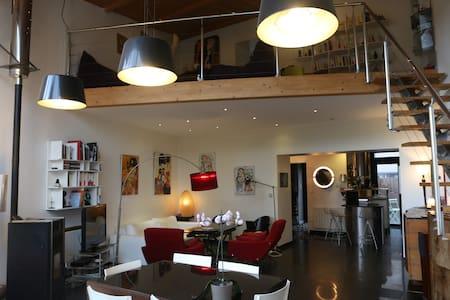 L'Orient 2 Belle maison Esprit Loft - Rennes