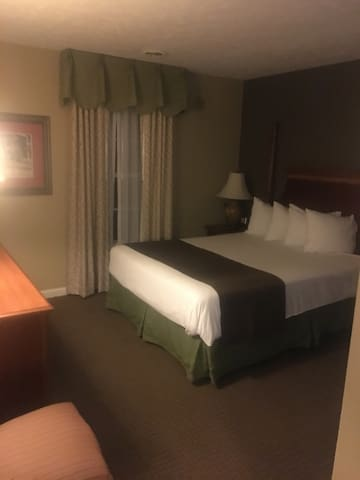 Wyndham Kingsgate 1 - Williamsburg - Kondominium