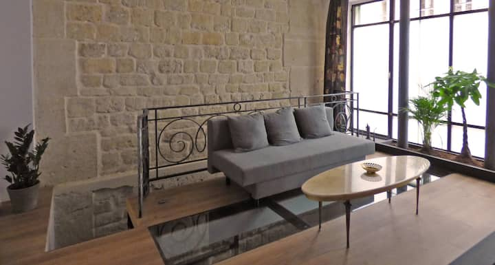 Appartement Loft  - Paris Central