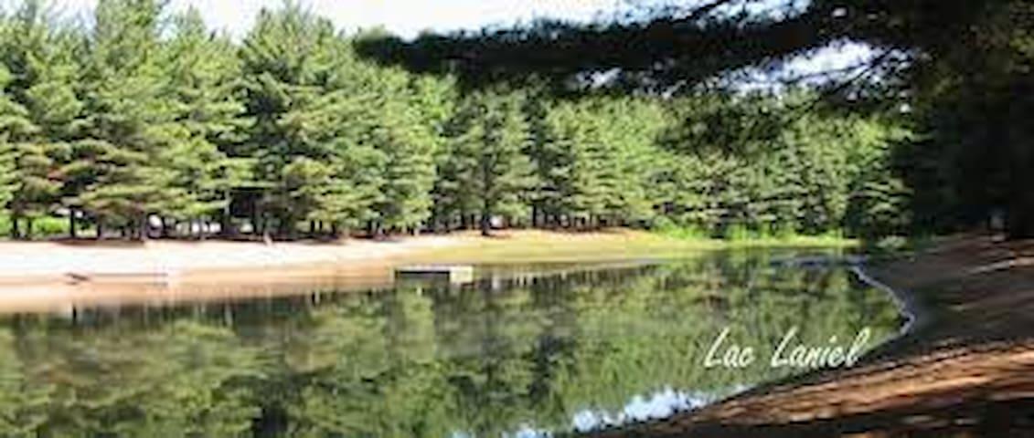 Maison de Campagne au Lac Laniel - Saint-Colomban - Casa