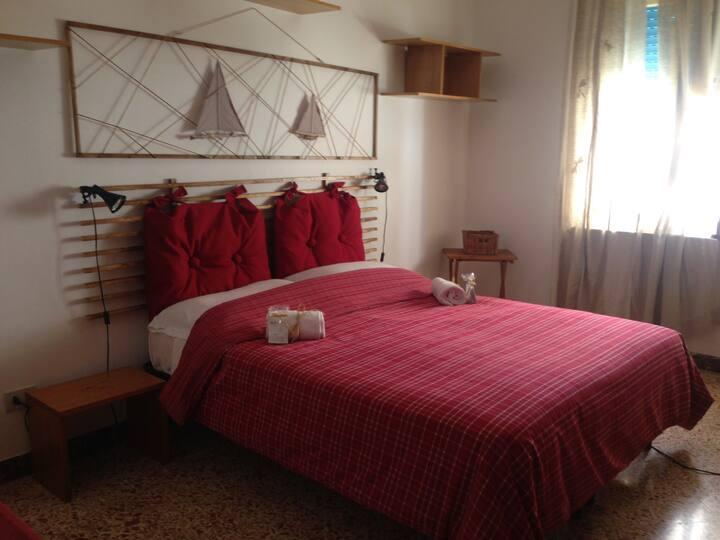 Mariposa. Stanza privata con bagno in camera