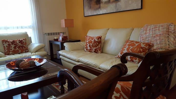 Precioso y cómodo apartamento en Las Margas