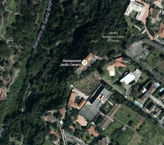 Casa n entorno tranquilo, junto al Jardín Botánico - Las Palmas da Gran Canária
