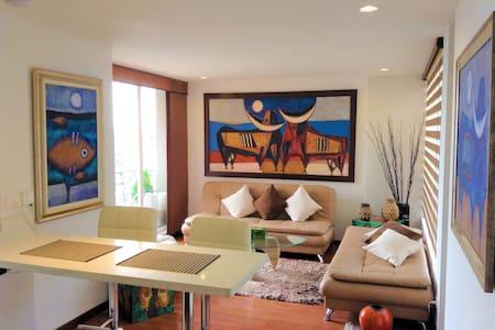 Cozy Apartment in Bogotá Calle 64 # 1-15