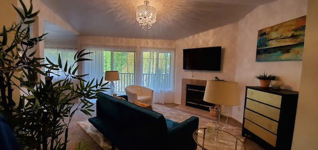 Gorgeous large 2 BR 1 BA, close to everything