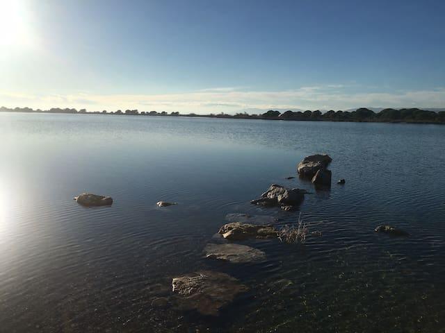 Maisonnette au bord de l'eau - Leucate - Dom