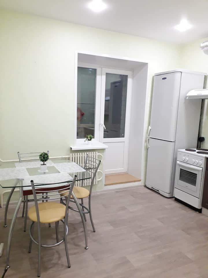 Apartament Oktyabrskaya, 43