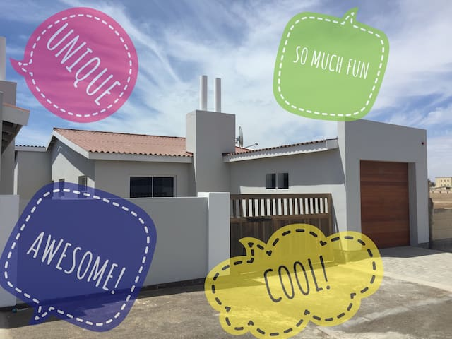 Fun Family Home - Central to Town & Lagoon
