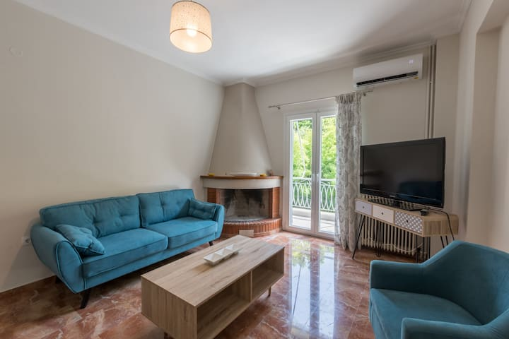 beautiful apartment in central town