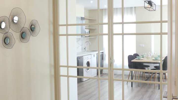 Appartement neuf centre ville, 20 min de Genève