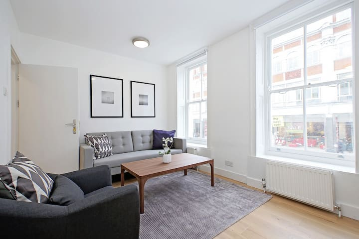 2BR in the Heart of London - Soho - Bloomsbury