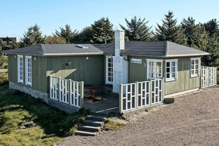 Beautiful Holiday Home in Fanø with Terrace