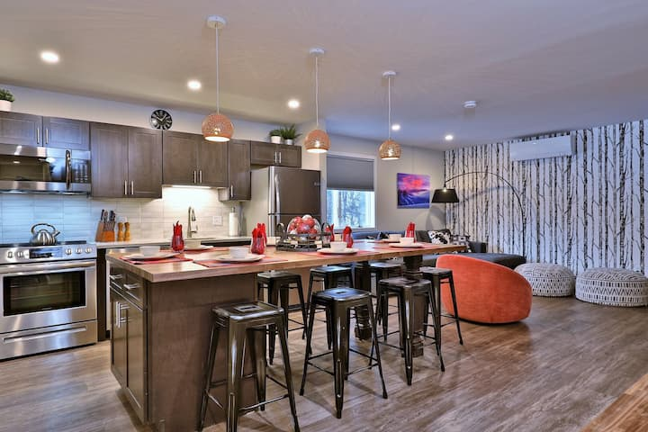 The Killington Style Suite: Modern, Central Condo, 2RM 222