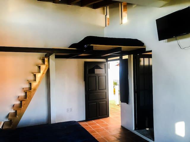 Mini loft en Hotel MarMil - Malinalco - Loft