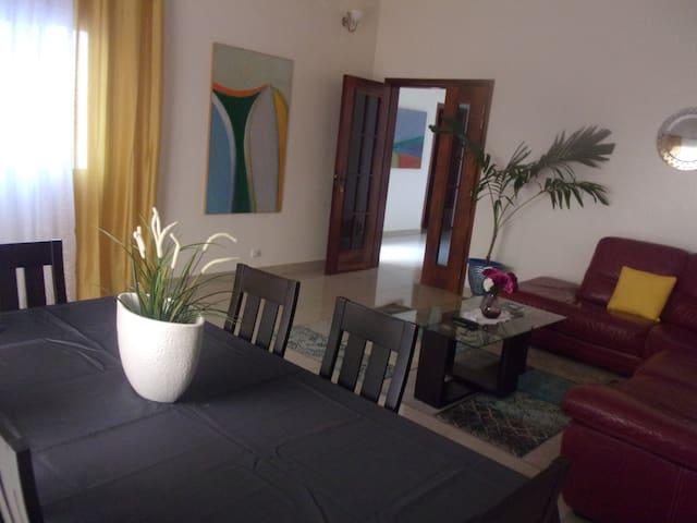 Appartement T3 lumineux et propre