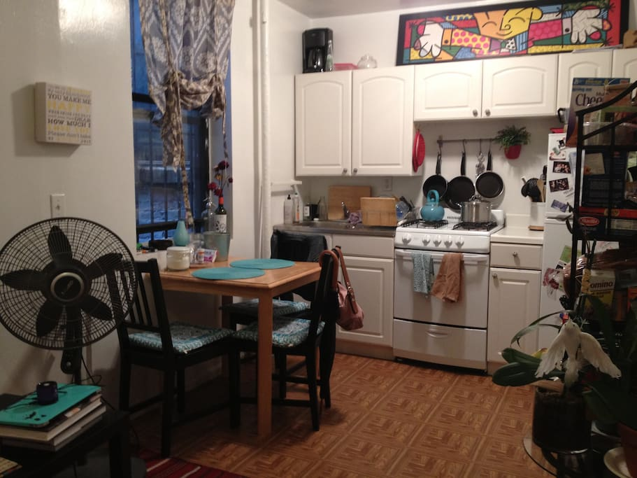 Living space\ Kitchen