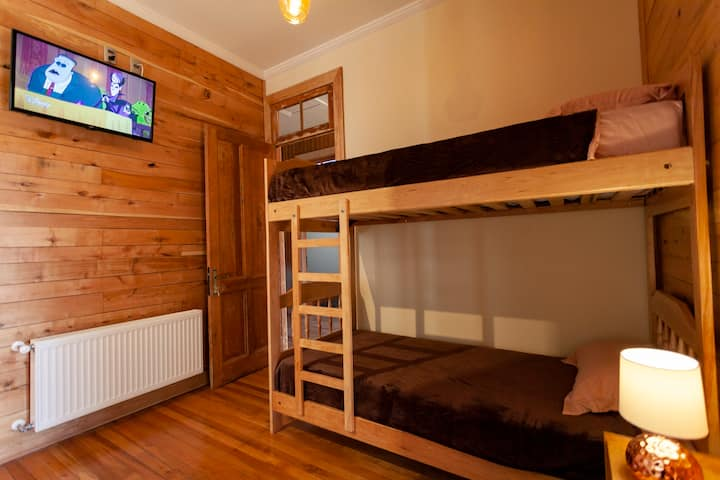 Habitación doble  -  Litera (bunked bed)
