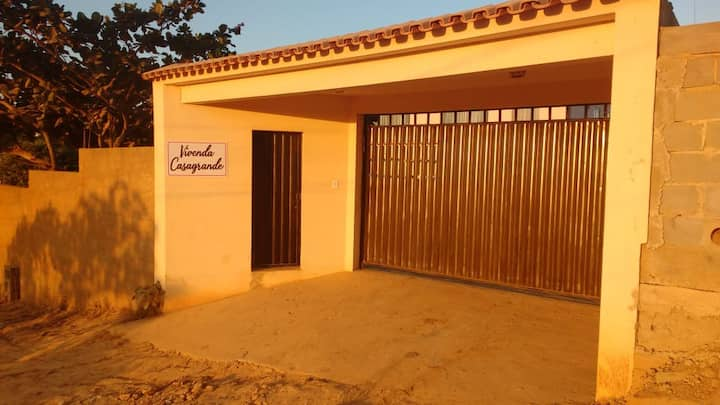 Kitnet na Vivenda Casagrande, em Marataízes