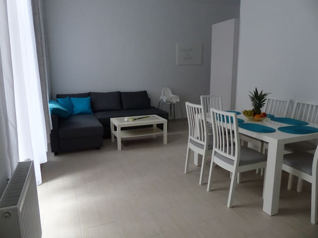 """Modern apartment with homely atmosphere """"7-8"""""""