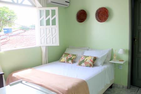 Pousada Pedra Coral - Conforto & Simplicidade! - Cairu - Bed & Breakfast