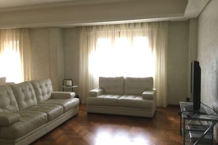 Spazioso appartamento di fronte Clinica Maddalena - Palermo - Huoneisto