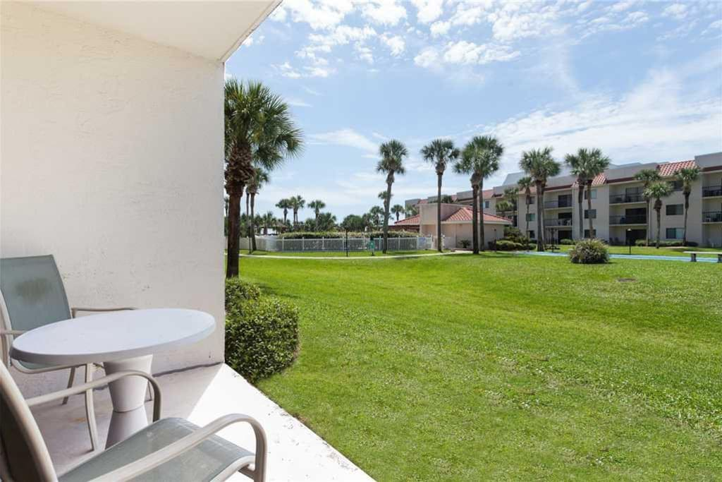 Spend some time outside! - Ocean Village Club Q12 is a ground floor unit so it leads right outside to beautiful green complex gro