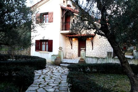 ANAMINALE COUNTRY HOUSE - Tragaki