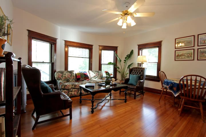 """""""The Apartment"""" in the heart of downtown McHenry"""