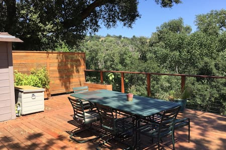 2BR 2BA house with large sunny deck - Soquel