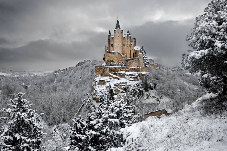 Alcázar, año 1122. Segovia.