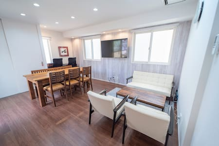 Port House Shibuya(Single room)