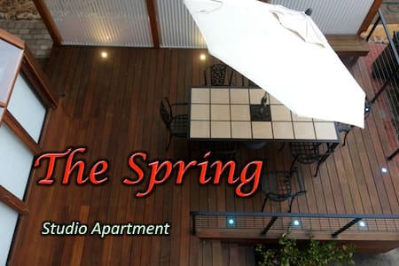 THE SPRING apartment in the hills - 珀斯