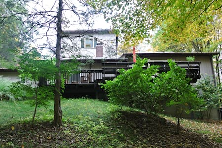 Restful Treehouse near Rhinebeck NY - Casa
