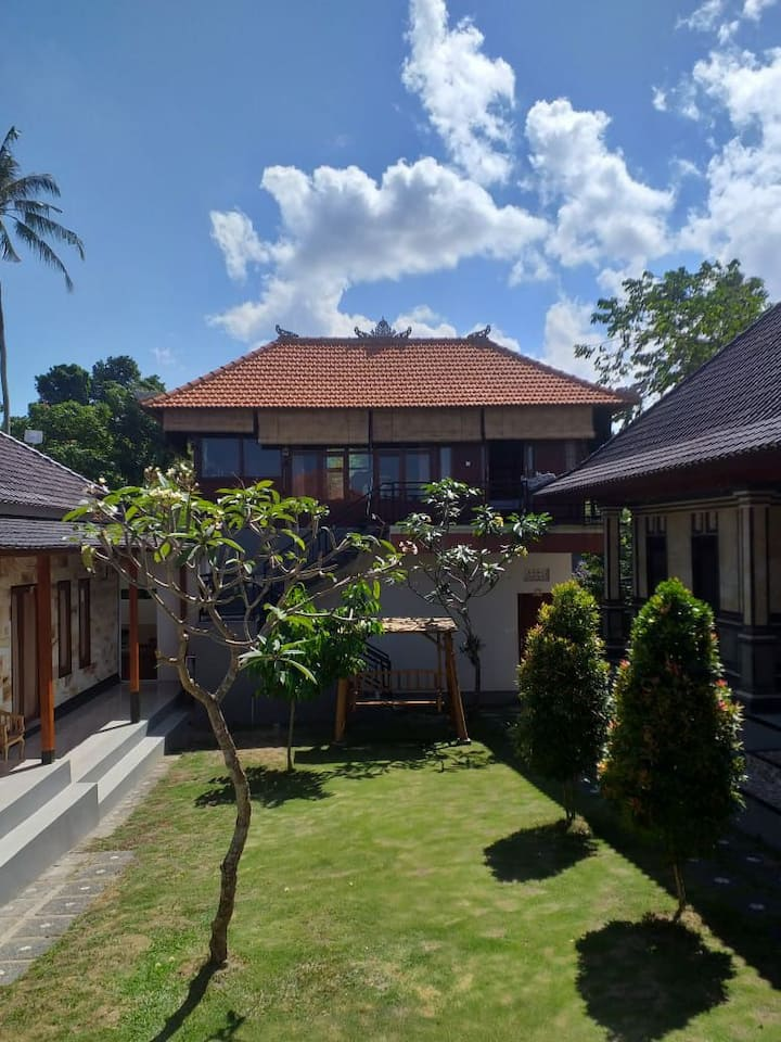 The apartemen in canggu, Made from the Wooden