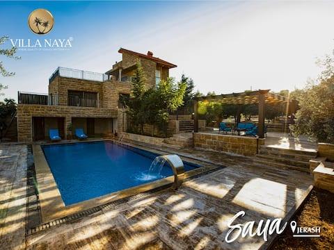 VILLA NAYA - Branch #10 ( SAYA), Jerash
