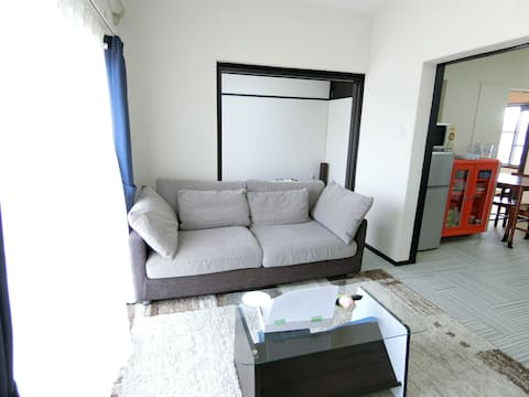 【Entire Home・Free parking】10 mins from Kasugai IC