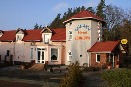 Hotel Zdrojewo, 2 persons Superior room A