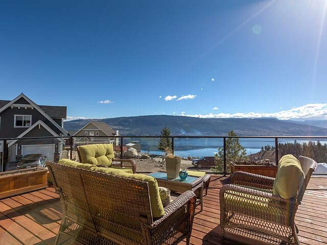Spectacular cottage in the Okanagan La Casa Resort